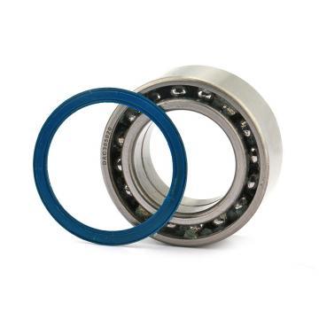 EBC 1635-2RS Single Row Ball Bearings