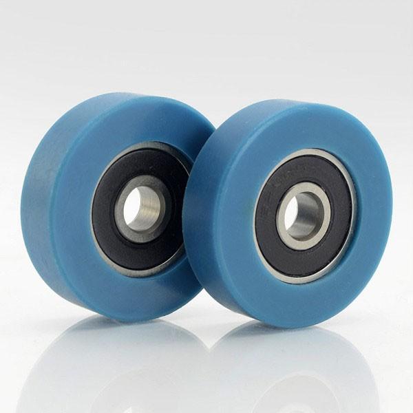 CONSOLIDATED BEARING 6307-2RS Single Row Ball Bearings #2 image